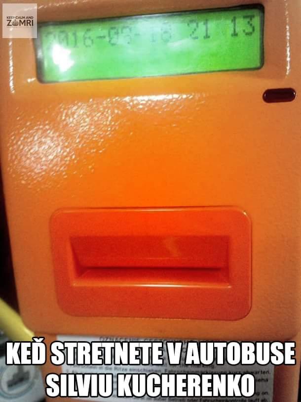 Kucherenko v buse